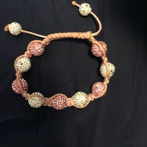 Jewelry - Shamballa beads bracelet